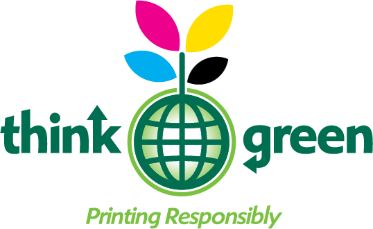 Think Green! Print Responsibly!